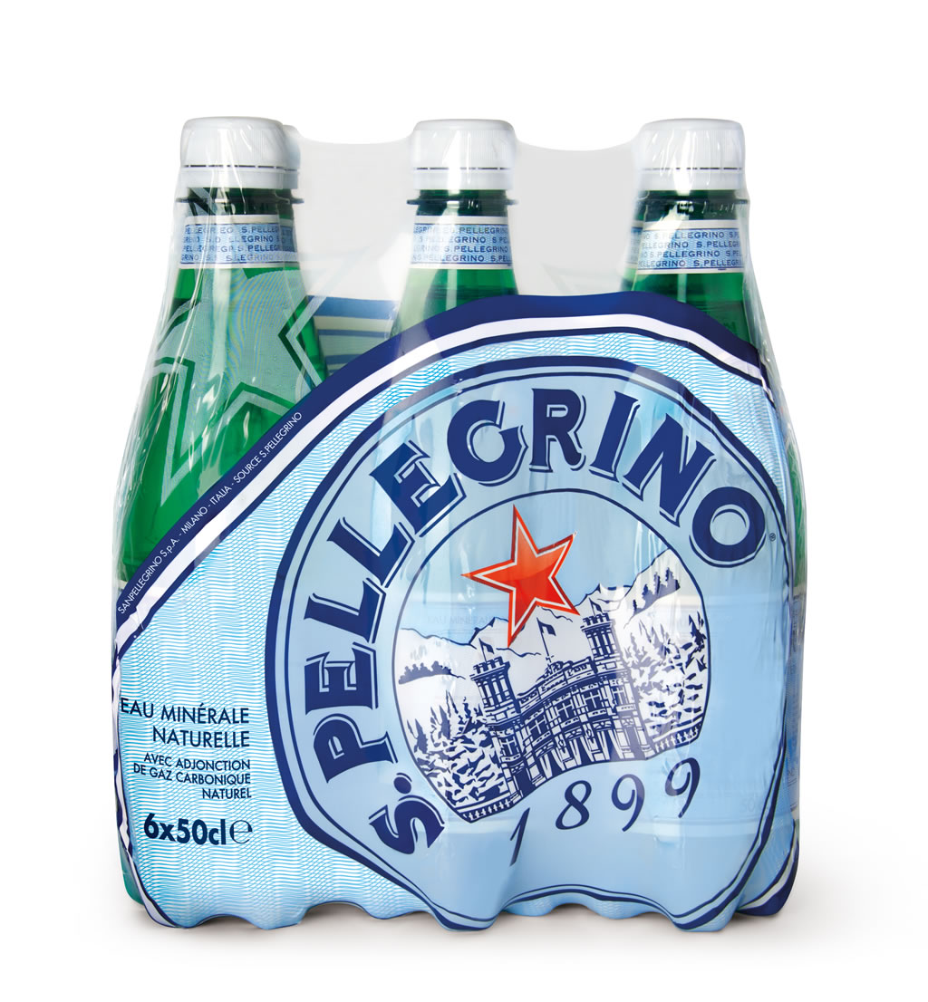 S Pellegrino Mineral Water Sparkling Clear World