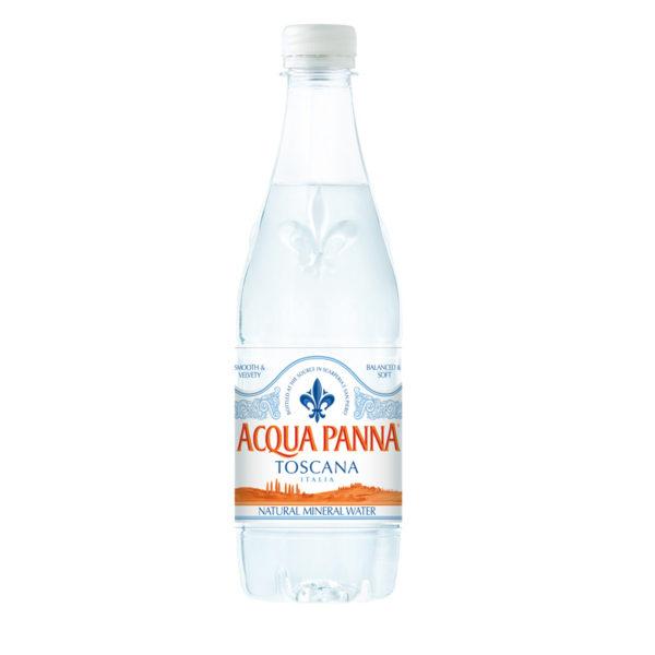 Acqua Panna mineral water - still - 50cl pet
